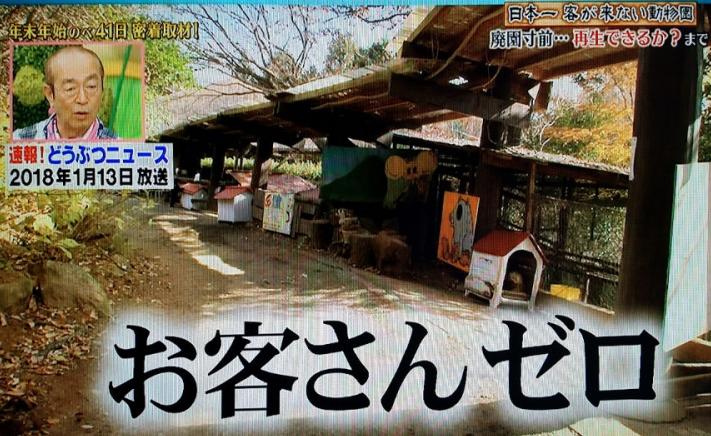 【日本一客の来ない動物園】茨城県石岡市山奥の秘 …